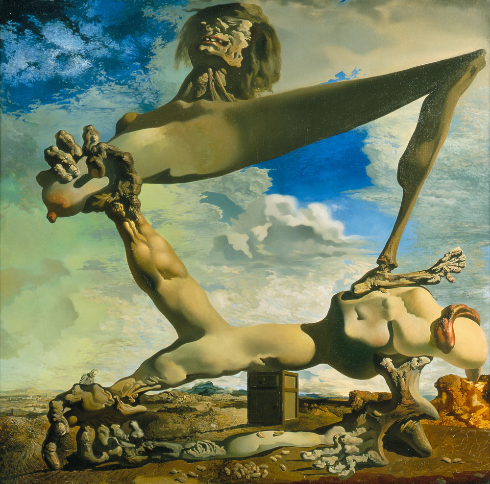 greensurrealism / Salvador Dali